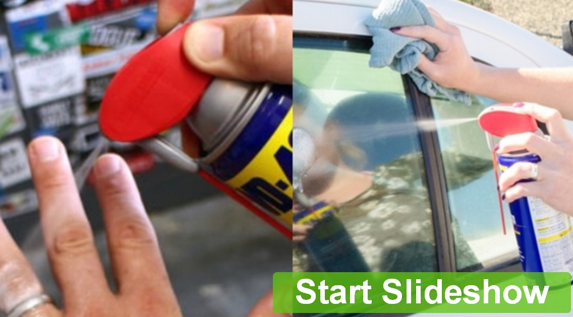 Your Life Will Change With These 30+ WD40 Hacks