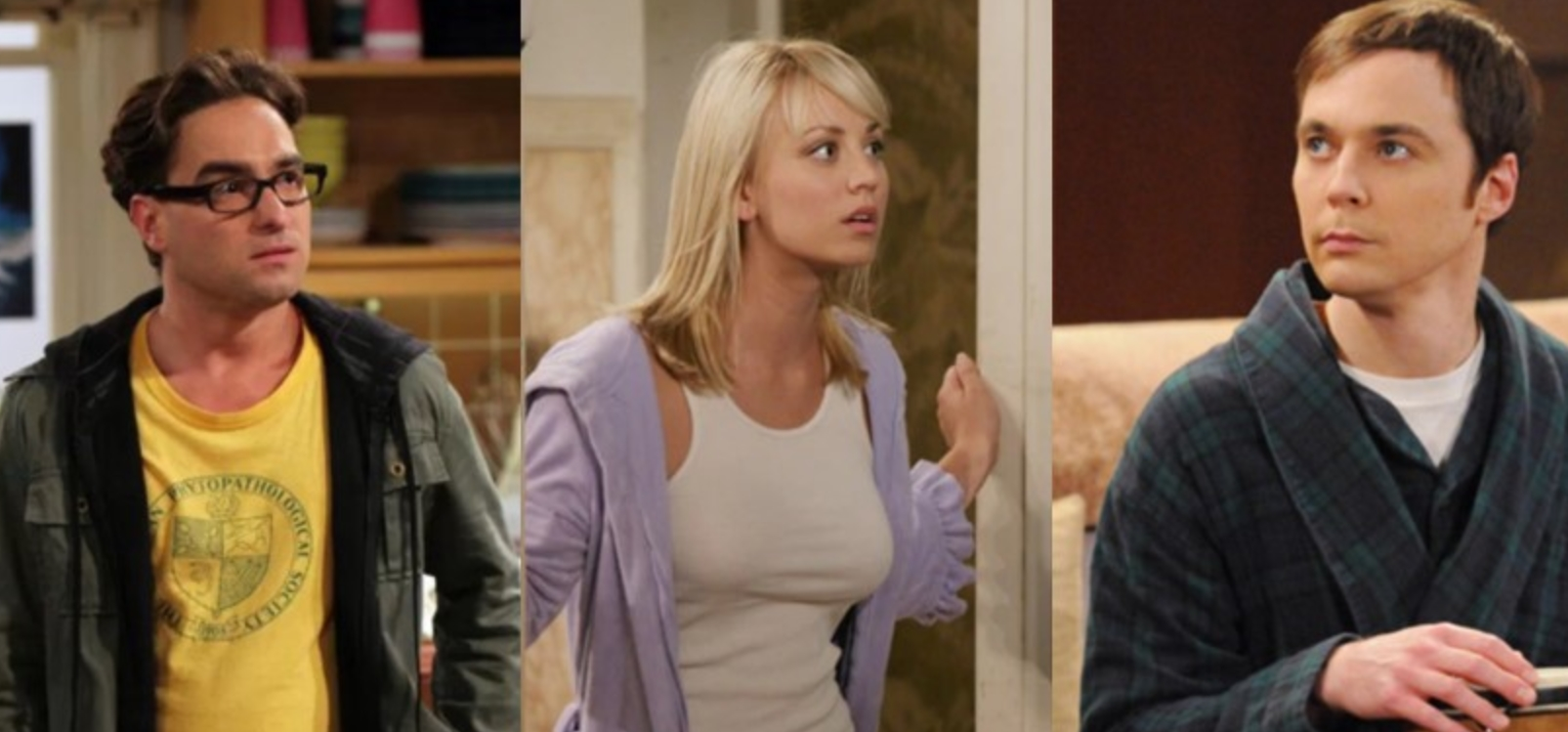 ¿Cómo Son Los Actores De Big Bang Theory En La Vida Real@