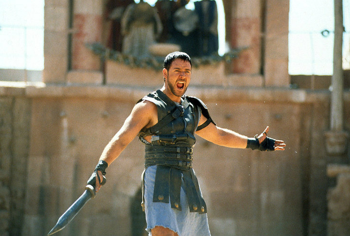 16 Gladiator Universal Getty Images
