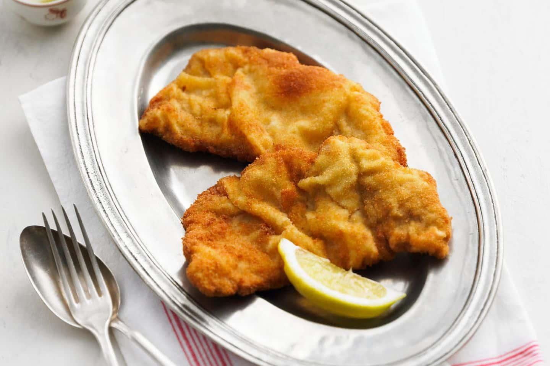 Fried Schnitzel