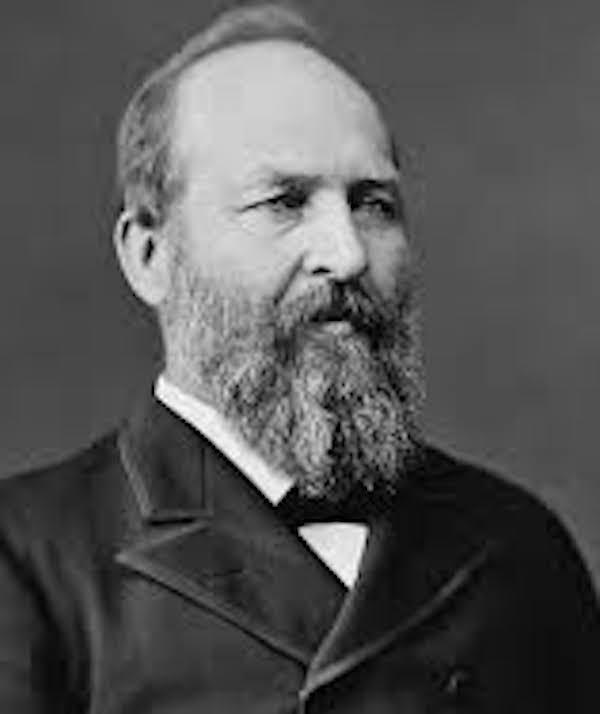 James A.Garfield