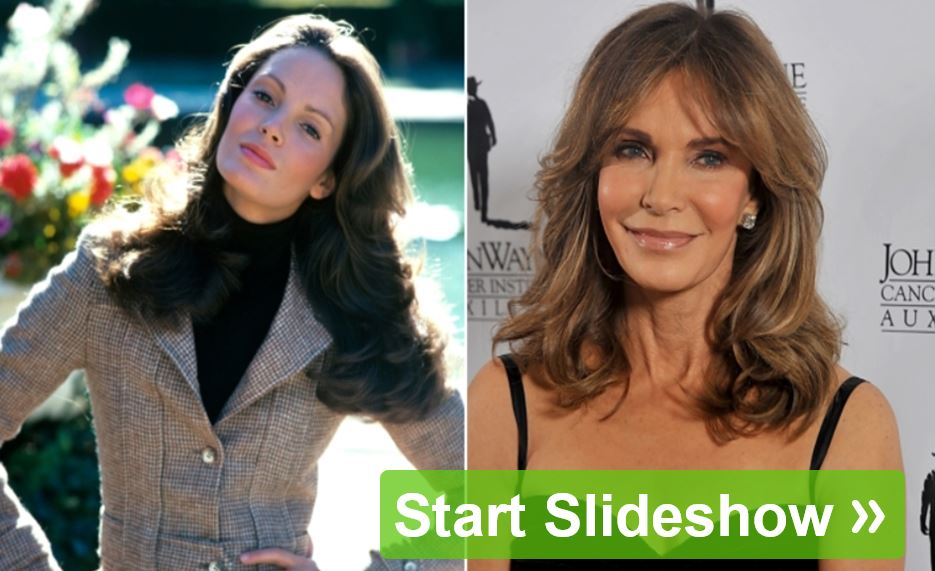 JACLYN SMITH, 75 YEARS OLD