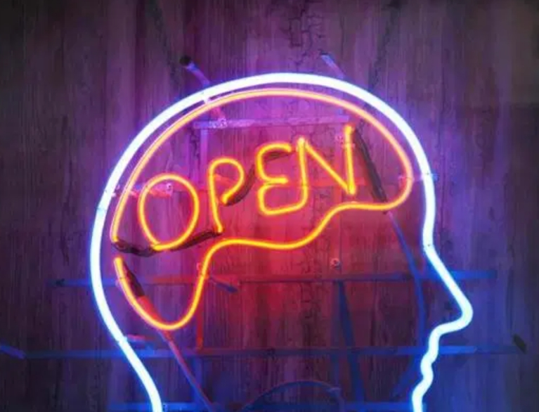 You're Open Minded