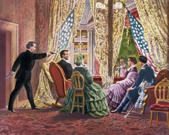 Lincolns Ermordung