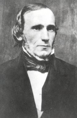 Benjamin Harrisons Familie