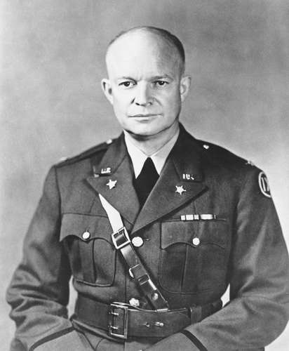 Eisenhower Der Oberfehlshaber