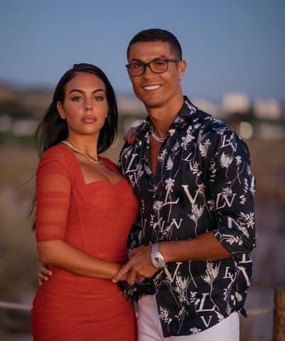 Die Liebe Zwischen Ronaldo Und Georgina Rodríguez
