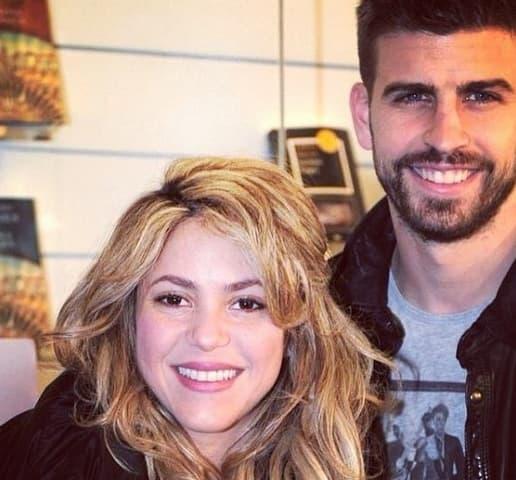 Gerard Piqué Ist Mit Shakira Immer Ein Gewinner