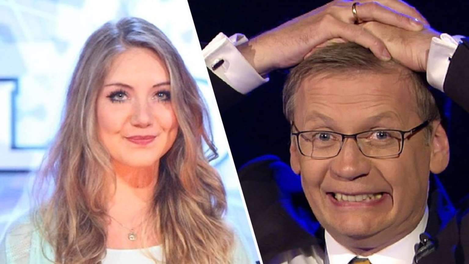 24975225 Wer Wird Millionaer Guenter Jauch Rtl Kandidatin Tanja Fuss 50 Euro Frage Quiz Show Tv Koeln 1lzRSLgwuV6b