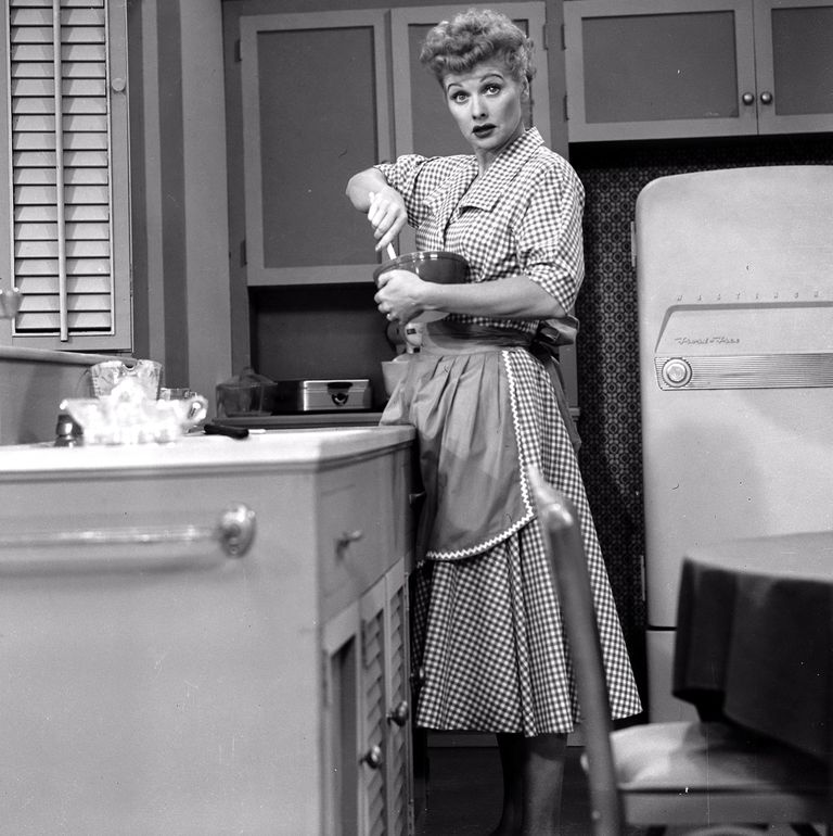 Tuning In To 'I Love Lucy'