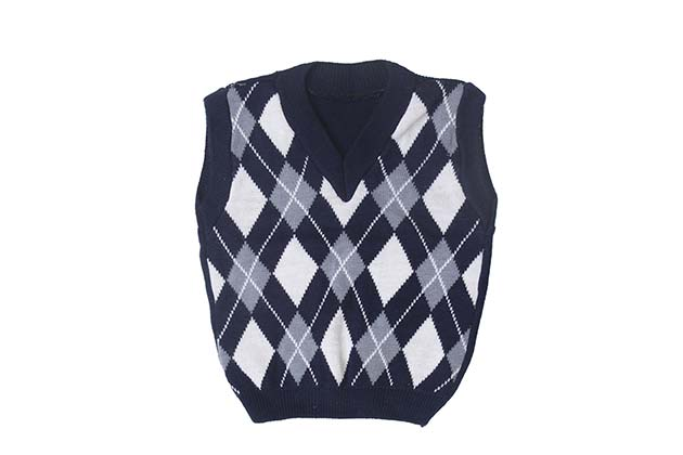Patterned Vests