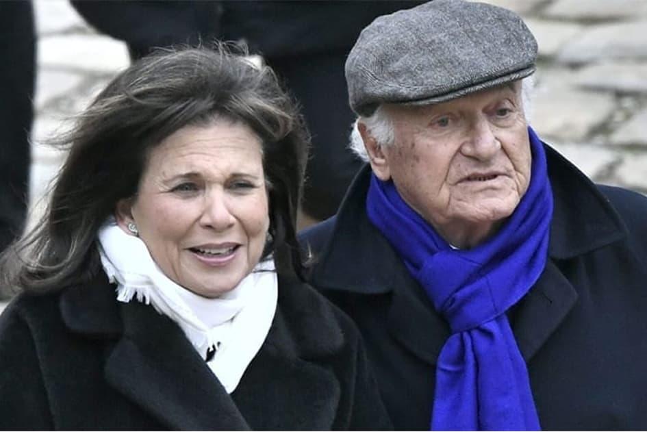 Anne Sinclair Et Pierre Nora