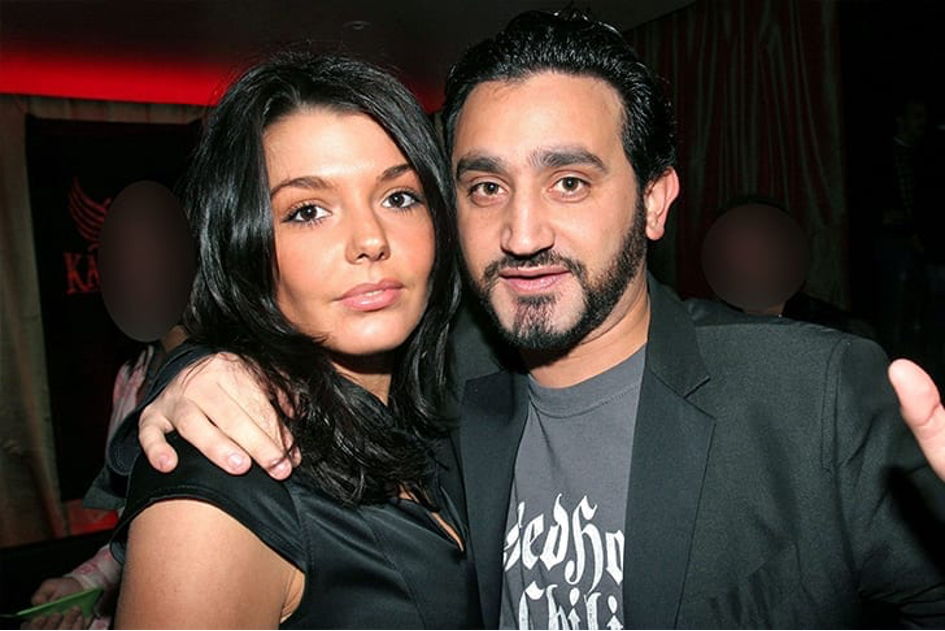 Cyril Hanouna Et Émilie