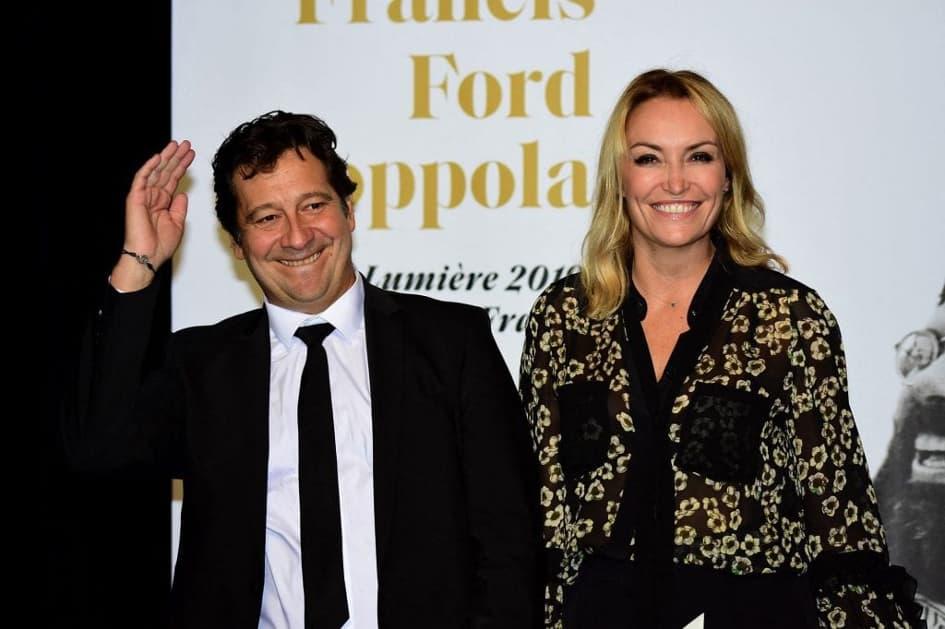 Laurent Gerra Et Christelle Bardet