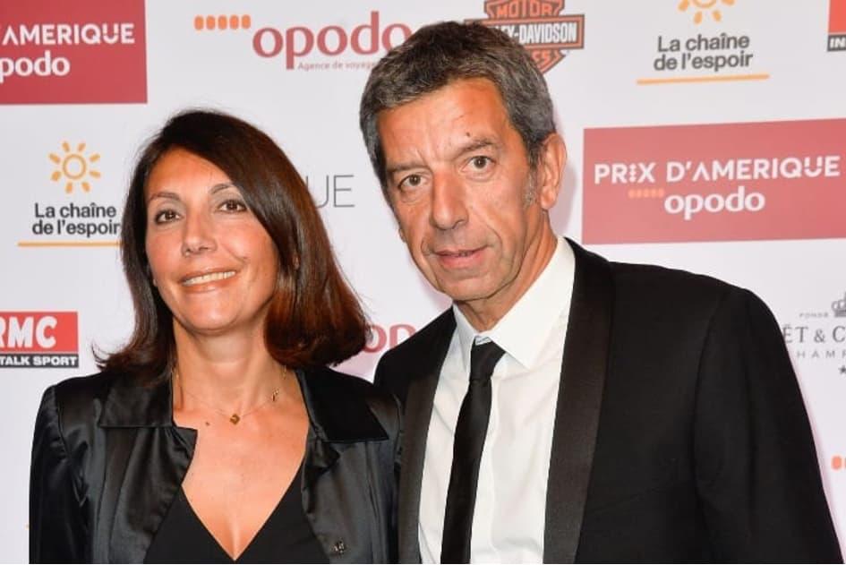 Michel Cymes Et Nathalie Cymes