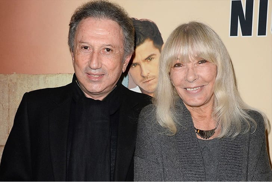 Michel Drucker Et Dany Saval