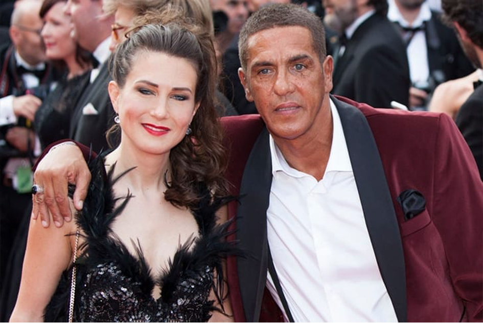 Samy Naceri Et Marie De Fleurieu