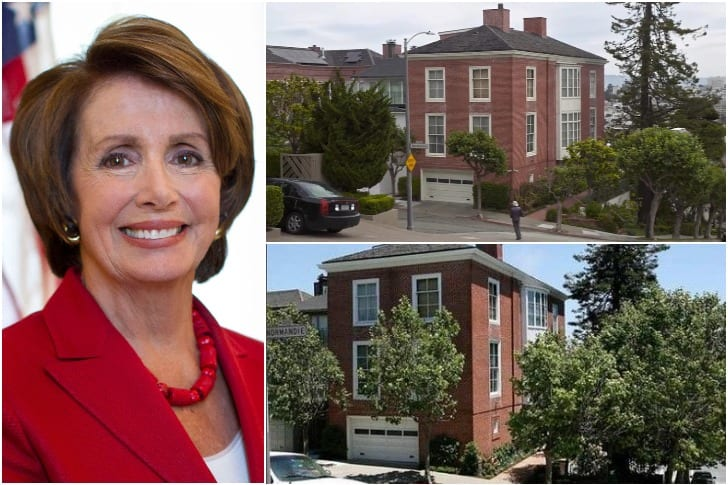 Nancy Pelosi – Price Unknown, San Francisco