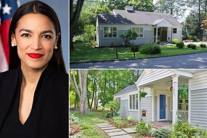 Alexandria Ocasio Cortez – $355K, Westchester County