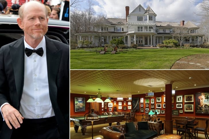 Ron Howard – $27.5 Million, Connecticut