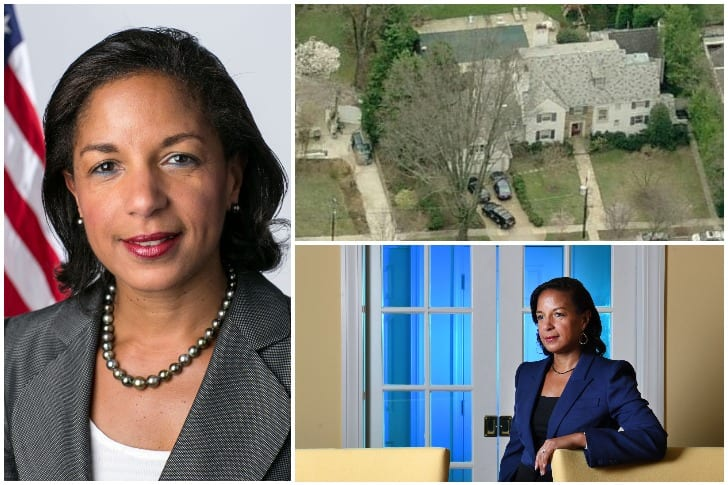 Susan Rice – Unkown, Washington
