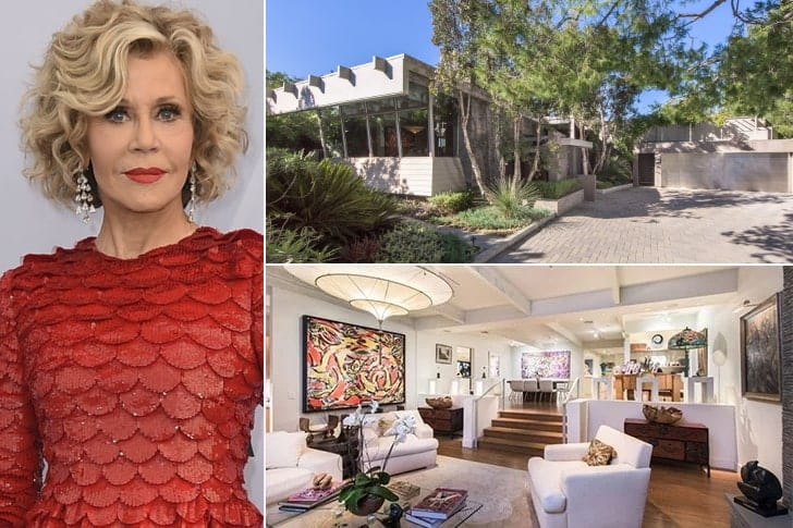 Jane Fonda – $13 Million, Beverly Hills