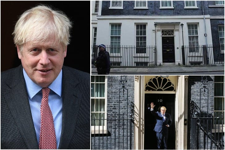 Boris Johnson – $6.5 Million, London