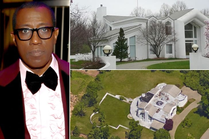 Wesley Snipes – $4.125 Million, New Jersey