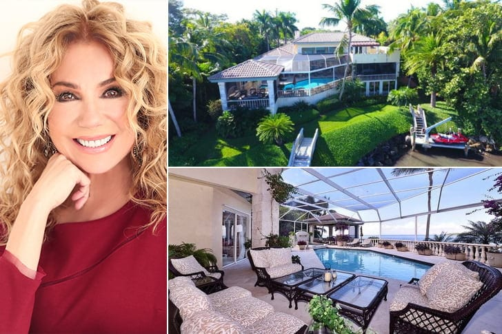 Kathie Lee Gifford – $10.5 Million, Florida