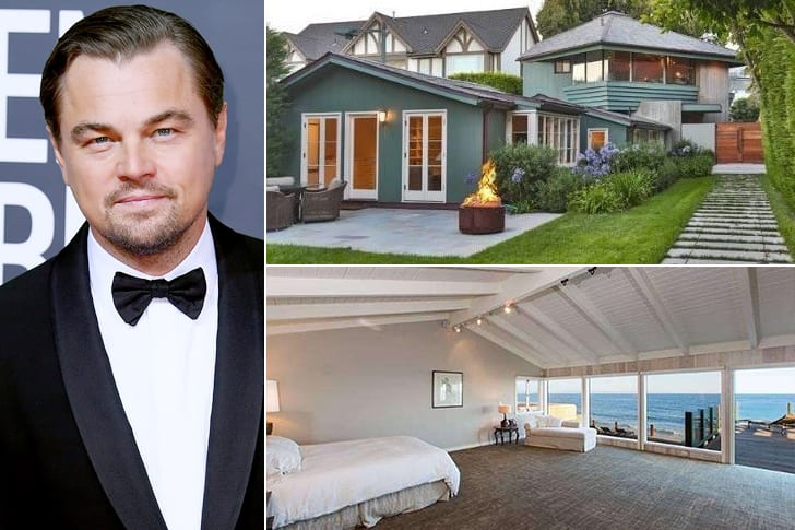 Leonardo DiCaprio – $10.95 Million, Malibu