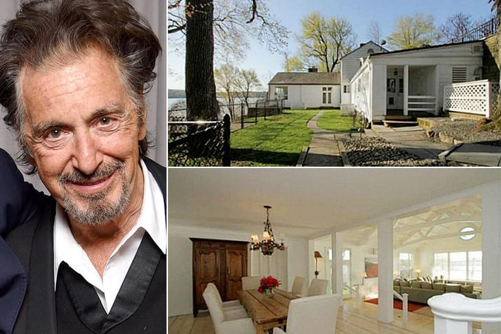 Al Pacino – $3.3 Million, New York