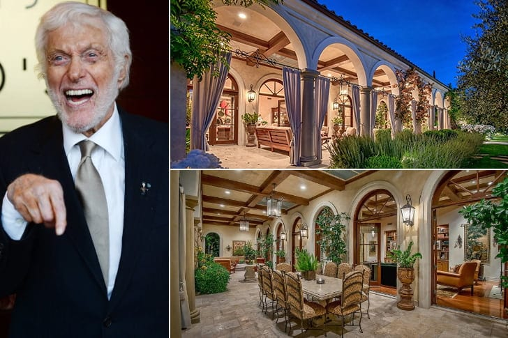 Dick Van Dyke – $6.512 Million, Encino