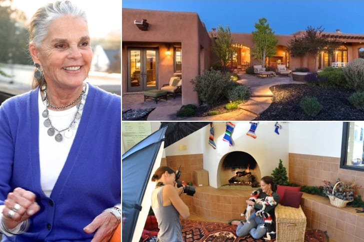 Ali Macgraw – Price Undisclosed, New Mexico