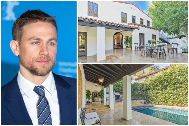 Charlie Hunnam – $2.7 Million, Los Angeles