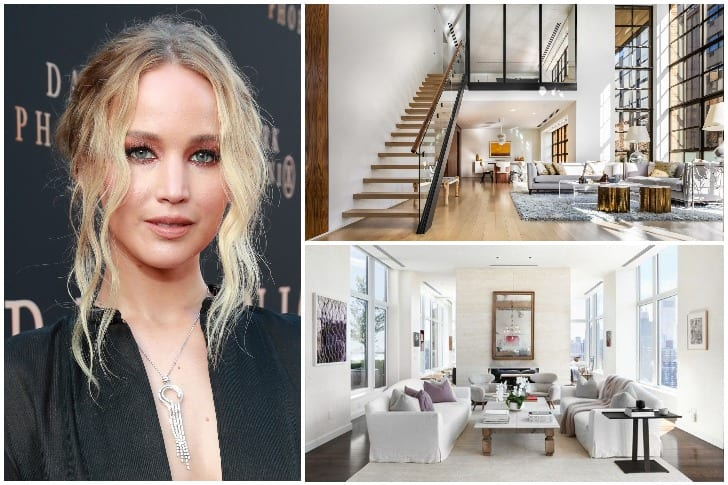 Jennifer Lawrence – $21.9 Million, Manhattan