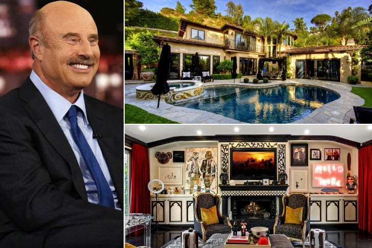 Dr. Phil – $5.75 Million, Beverly Hills