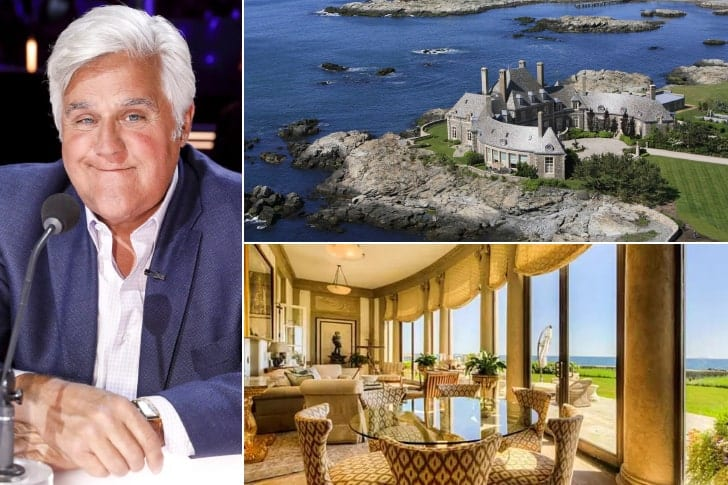 Jay Leno – $13.5 Million, Rhode Island