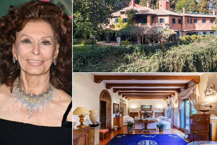 Sophia Loren – $22 Million, Rome