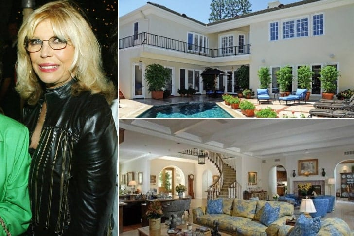 Nancy Sinatra – $5.3 Million, Beverly Hills
