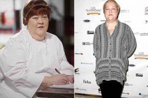 Kathy Kinney, 36 Kilos