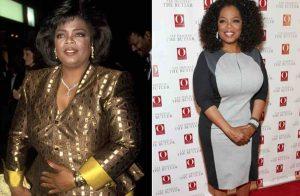 Oprah Winfrey, 18 Kilos