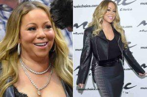 Mariah Carey, 14 Kilos