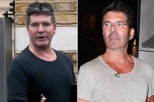 Simon Cowell, 27 Kilos