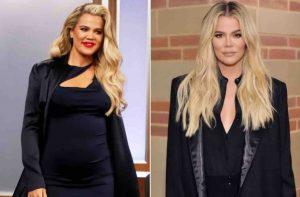 Khloe Kardashian, 27 Kilos