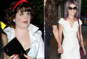 Kelly Osbourne, 32 Kilos