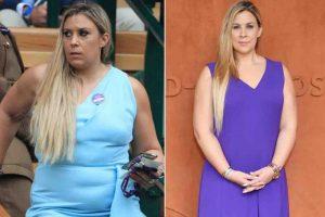 Marion Bartoli, 34 Kilos