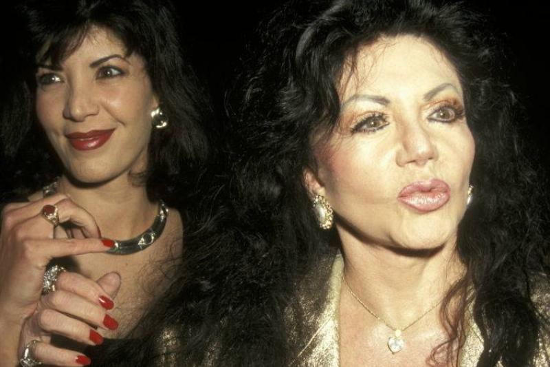 Jackie Stallone Then