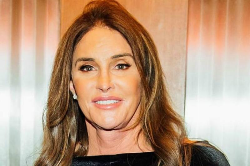 Caitlin Jenner Then