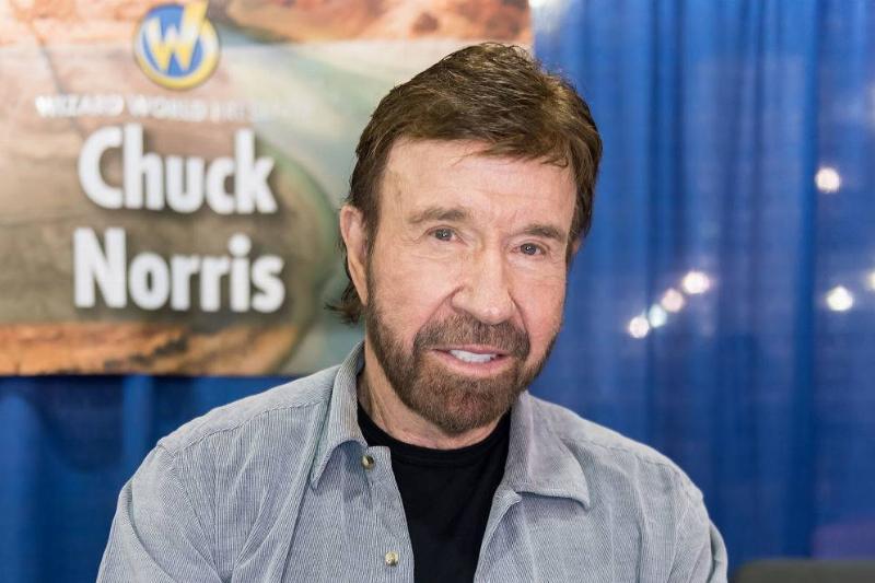 Chuck Norris Now