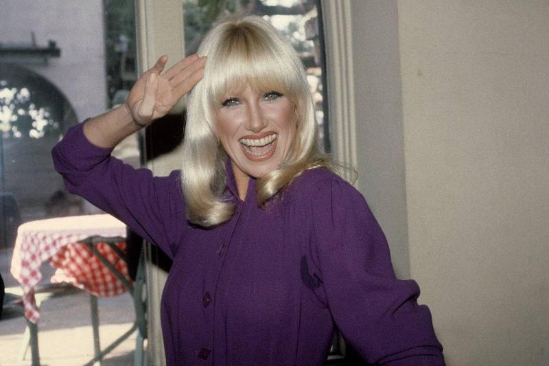 Suzanne Somers Then